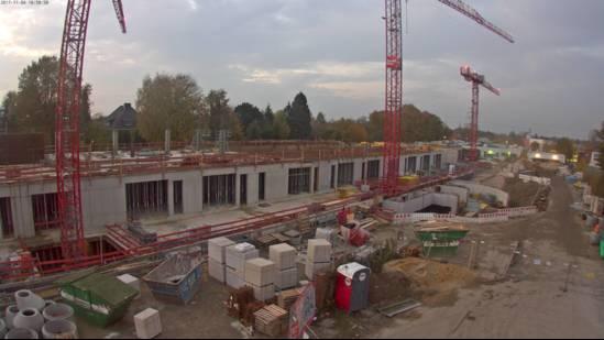 Neubau Gewerbehof Offakamp-Hamburg Eimsbüttel(aktuell)